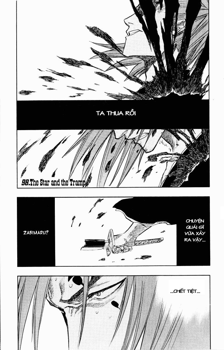 Bleach chapter 98 trang 1
