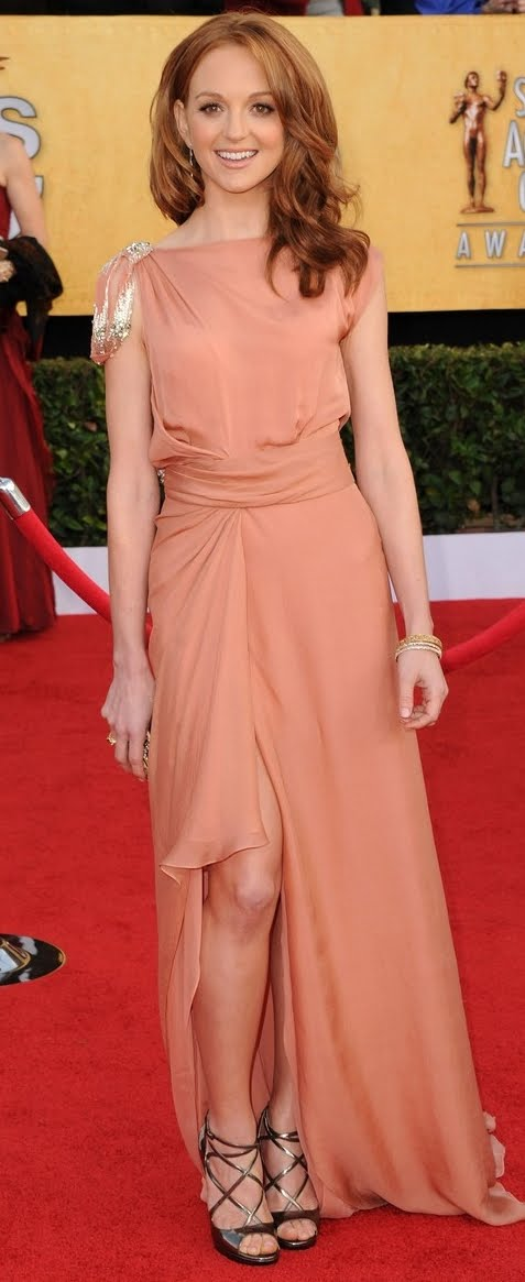 Spectacular And Gastly The Sag Awards Red Carpet The