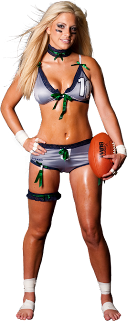 Lingerie Bowl Pics: Smokin Hot Girls Of Lingerie Football