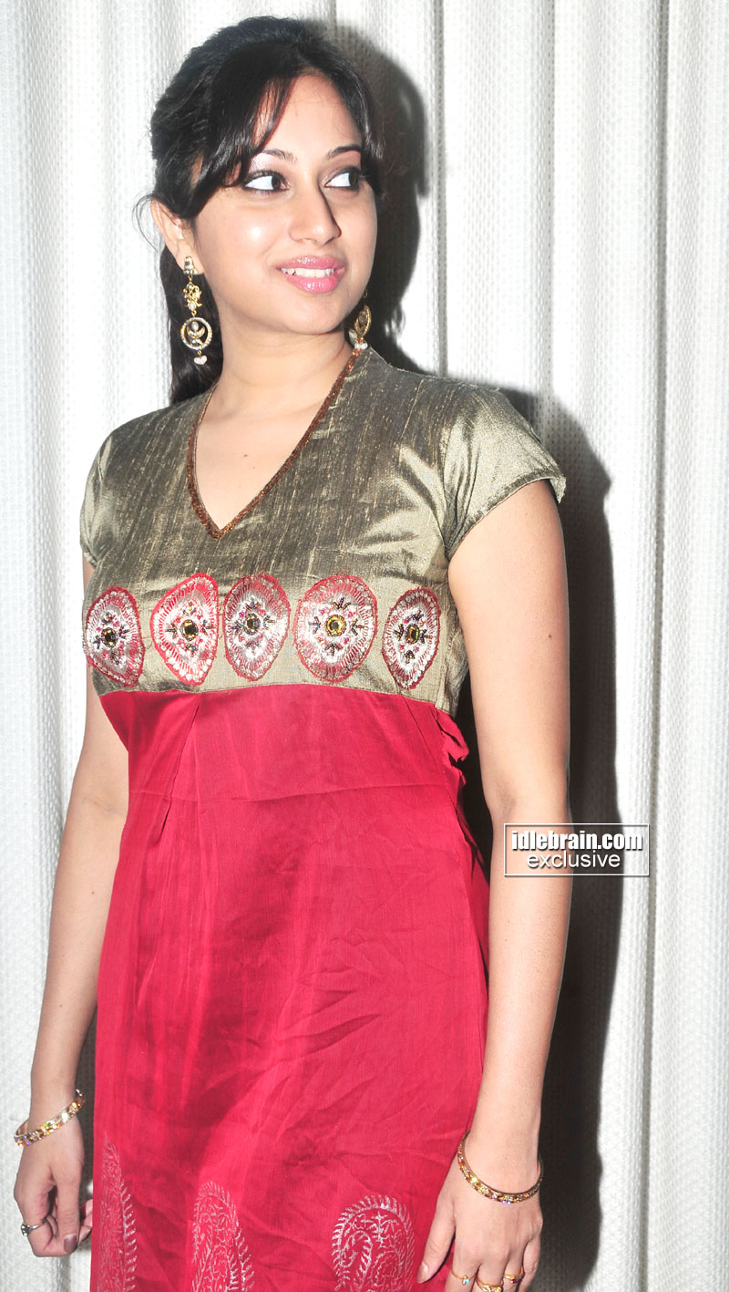 South Indian Actress Neelima In Salwar - Hot Photos-3589