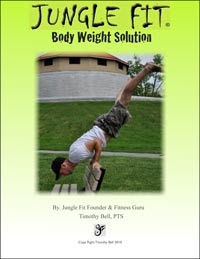 """The Body Weight Solution"" E-Book!"
