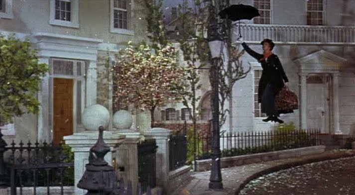 Mary Poppins (1964) - Alternate Ending : Alternate Ending