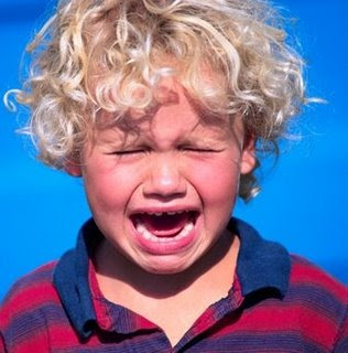 How Do You Deal With Terrible Tantrums