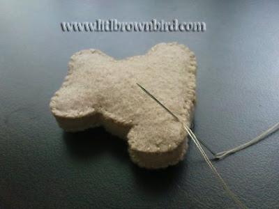 DSC08917 - Biscoitinhos de feltro