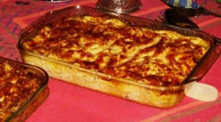 Una receta de origen italiano, muy similar a la lasagna, y muy popular en sur américa.