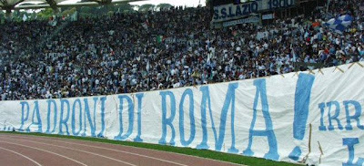 hide side of rome: S.S. Lazio 1900