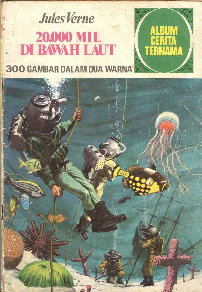 20000 Mil Di Bawah Laut