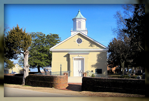 Grace Episcopal Church Yorktown Virginia