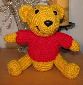 9 Crochet Pooh Inspired Ideas | The Crochet Crowd | 280x275
