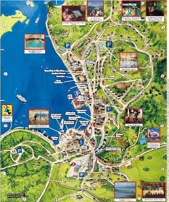 Map Of Oban Must We Blog?: Another Weekend @ Oban Map Of Oban