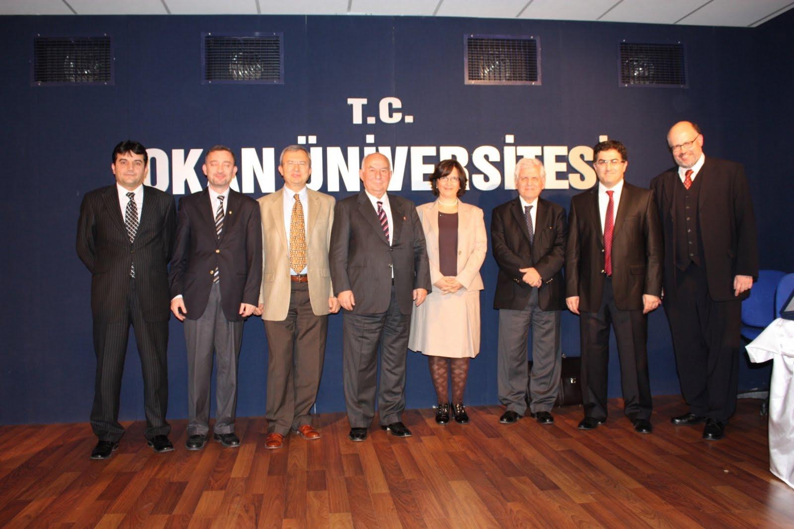 manifesto pr events creative turk hukuku ve karsilastirmali hukukta af sorunu okan universitesi nde masaya yatirildi