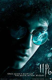 harry potter 6 - Un gran libro, igaul a... ¿Una pelicula Mediocre?