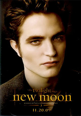 rob pattz - Nuevos póster de New Moon.