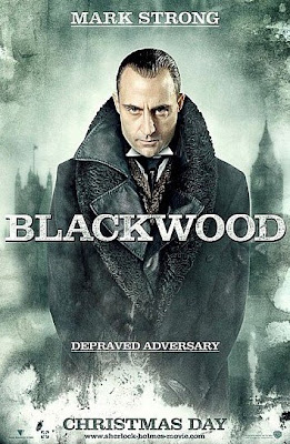 blackwood poster - Nuevos póster de Sherlock Holmes.