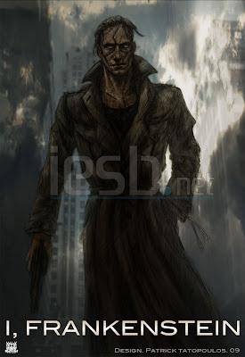 "IFrankenstein tagged - Arte Conceptual de ""I, Frankenstein."""