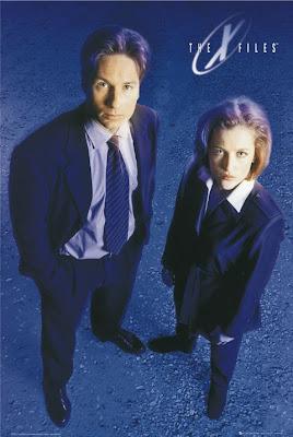x files m s poster - Confirman guion de The X-Files 3