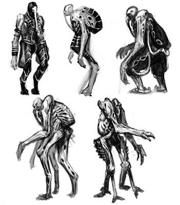 """1290795867 - """"Alien Prequel"""", arte conceptual de """"El Piloto"""""""