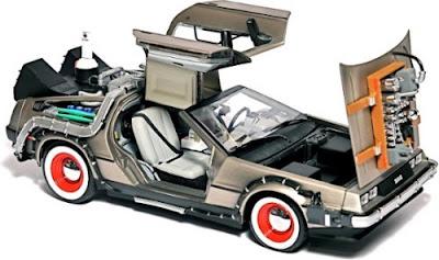 delorean usb - Para Navidad...yo quiero un DeLorean