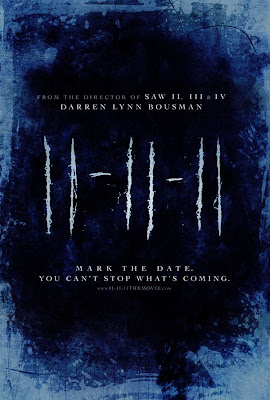 11 11 11 teaser poster - 11-11-11, una extraña movie.