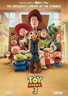 toy story 3 poster11 - El top 10 de las películas de 2010, de IMDb's