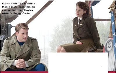 cap america 2 - Nuevas fotos de El Capitán América.