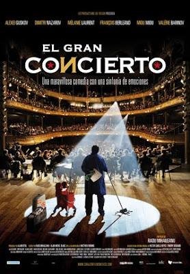 EL GRAN CONCIERTO POSTER - Los estrenos de este Viernes…..