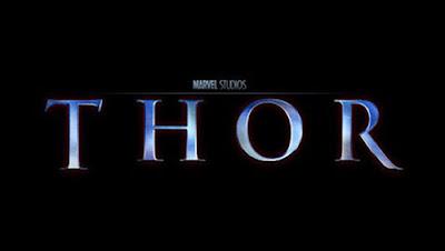 Thor poster Logo - Nueva imagen de Thor, y la la del Cap en HQ.