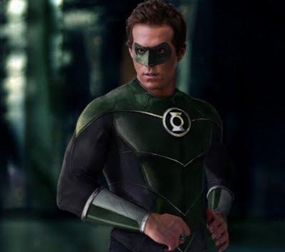 """Ryan Reynolds Green lantern - """"Green Lantern"""" es un asco total."""