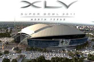SuperBowl2011StartTime - Tráilers confirmados para el Super Bowl XLV