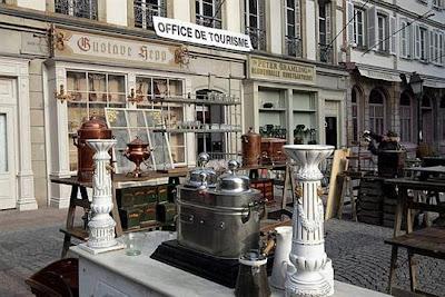 photo dominique gutekunst 7 - Fotos desde el set de Sherlock Holmes 2