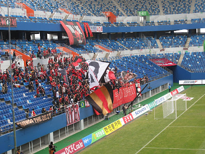 Mokpo! (And Daejeon loses something feirce to FC Seoul.)