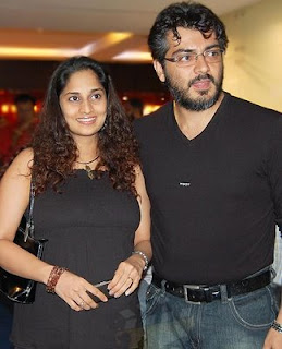 Ajith Shalini Anushka  – Family Photos