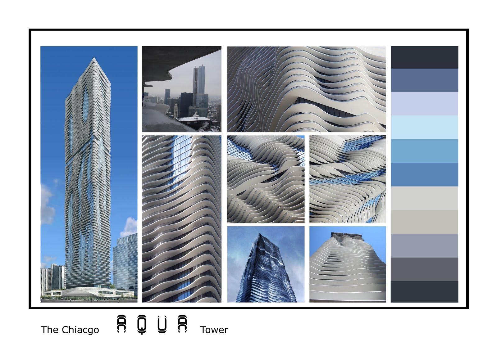 Template Chosen Concept Board For Architectonic