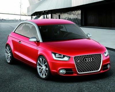 Audi A1 vs. Mini and Fiat 500