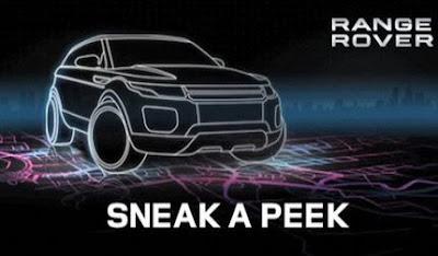 Range Rover LRX Live