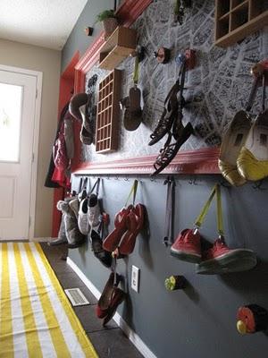 High Heeled Foot In The Door Show Amp Tell Diy Rug