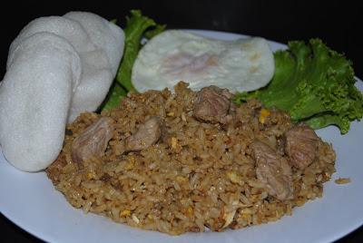 Home Made Is The Best Nasi Goreng Sapi