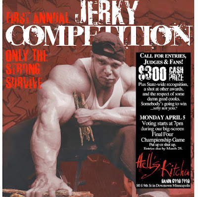 hells kitchen beef jerky contest competition