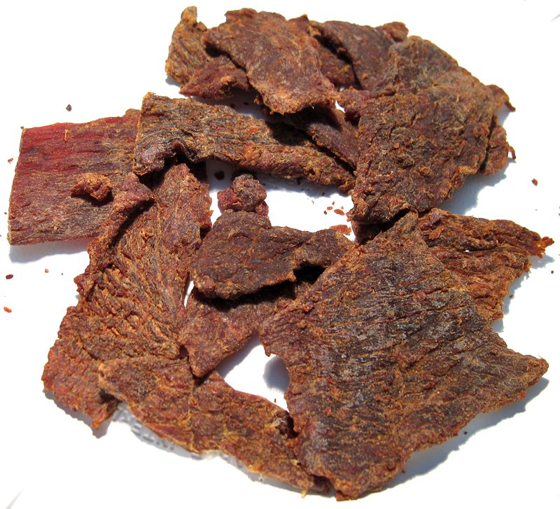 Pemmican Beef Jerky - New Style ~ Beef Jerky Reviews
