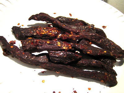 Texas Best Beef Jerky - Hot & Spicy