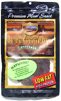 Golden Valley Natural - Buffalo Jerky - Peppered