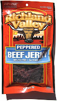 Richland Valley Beef Jerky - Peppered