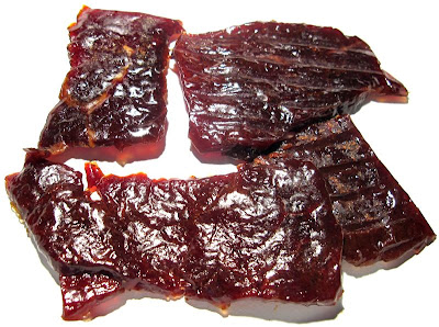 canadian maple beef jerky