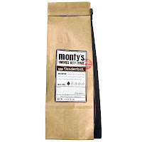 Monty's Smoked Beef Jerky
