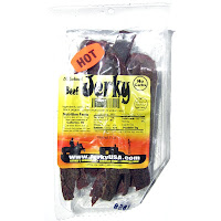 luther's smokehouse beef jerky