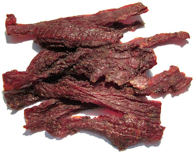 bone sucking beef jerky