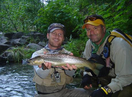 Virtual Fly Guides McCloud River CA Fly Fishing Report