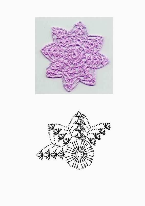 вязание крючком схемы топики - Сумки.