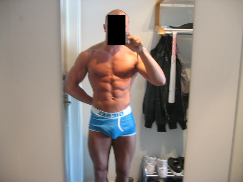 Andreas S — After Leangains @ 162lbs (Front)