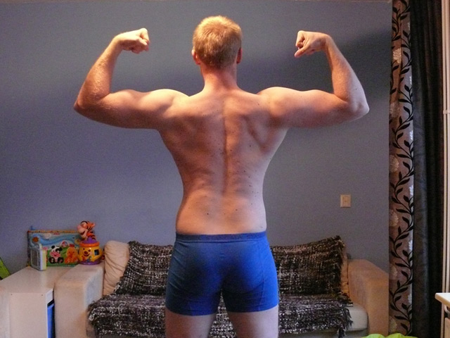 Jaap V — After Leangains